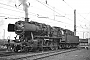 "Krupp 2658 - DB ""052 493-4"" 01.03.1972 - Hohenbudberg, BahnbetriebswerkMartin Welzel"