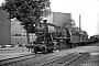 """Krupp 2658 - DB """"052 493-4"""" 21.06.1972 - Krefeld, Haltepunkt StahlwerkMartin Welzel"""