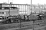 """Krupp 2663 - DB """"052 498-3"""" 21.04.1971 - Ulm, BahnbetriebswerkKarl-Hans Fischer"""