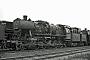 """Krupp 2664 - DB """"052 499-1"""" 21.01.1973 - Gelsenkirchen-Bismarck, BahnbetriebswerkMartin Welzel"""