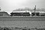 """Krupp 2669 - DB  """"043 167-6"""" 11.04.1975 - Salzbergen, Blockstelle DevesKlaus Görs"""