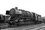 """Krupp 2694 - DB  """"044 192-3"""" 21.01.1973 - Gelsenkirchen-Bismarck, BahnbetriebswerkMartin Welzel"""