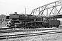 """Krupp 2738 - DB  """"044 316-8"""" 19.09.1969 - Hohenbudberg, RangierbahnhofDr. Werner Söffing"""