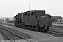 """Krupp 2748 - DB  """"044 326-7"""" 23.08.1975 - Brakel, BahnhofMichael Hafenrichter"""