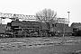 "Krupp 2782 - DB  ""044 360-6"" 01.03.1977 - Gelsenkirchen-Bismarck, BahnbetriebswerkMichael Hafenrichter"