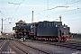 "Krupp 2799 - DB ""044 377-0"" 19.10.1968 - Hohenbudberg, BahnbetriebswerkWerner Wölke"