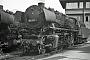 """Krupp 2806 - DB  """"044 386-1"""" 09.08.1969 - Heilbronn, BahnbetriebswerkHelmut Philipp"""