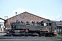 "Krupp 2856 - DB ""086 705-1"" 30.07.1968 - Hof, BahnbetriebswerkUlrich Budde"