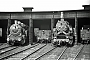 "Krupp 2884 - DB ""082 008-4"" 30.07.1971 - Koblenz (Mosel), BahnbetriebswerkMartin Welzel"