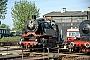 "Krupp 2884 - REF ""82 008"" 27.04.2007 - Bochum-Dahlhausen, EisenbahnmuseumWerner Wölke"