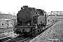 """Krupp 2934 - RAG """"D-631"""" 17.02.1975 - Lünen-Brambauer, KanalhafenWerner Wölke"""