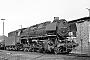"""Krupp 2959 - DB  """"043 666-7"""" 13.03.1977 - Rheine, BahnbetriebswerkMichael Hafenrichter"""