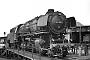 """Krupp 2959 - DB  """"043 666-7"""" 03.08.1971 - Rheine, BahnbetriebswerkMartin Welzel"""