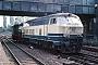 """Krupp 3108 - Shell """"1"""" 09.08.1988 - Hamburg-HarburgGunnar Meisner"""