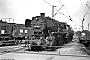 "Krupp 3120 - DB  ""053 045-1"" 29.03.1971 - Duisburg-Wedau, BahnbetriebswerkMartin Welzel"