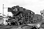 """Krupp 3183 - DB """"023 048-2"""" 07.04.1973 - Heilbronn, BahnbetriebswerkUlrich Budde"""