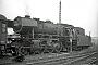 """Krupp 3185 - DB """"023 050-8"""" 27.09.1972 - Crailsheim, BahnbetriebswerkMartin Welzel"""