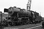 """Krupp 3186 - DB """"023 051-6"""" 21.05.1971 - Saarbrüchen, Bahnbetriebswerk HbfUlrich Budde"""
