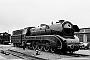 """Krupp 3351 - DB """"010 001-6"""" 12.06.1972 - Minden, Bundesbahn-Versuchsamt (VersA)Ulrich Budde"""