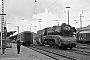 "Krupp 3351 - DB ""10 001"" 08.05.1966 - Gießen, HauptbahnhofReinhard Gumbert"