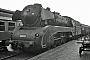 "Krupp 3352 - DB ""10 002"" 02.01.1965 - GießenHelmut Dahlhaus"