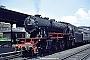 """Krupp 3441 - DB """"23 053"""" 08.06.1966 - Trier, HauptbahnhofUlrich Budde"""