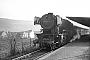 """Krupp 3442 - DB """"023 054-0"""" 23.03.1972 - Trier-Pfalzel, Haltepunkt PfalzelKarl-Hans Fischer"""