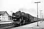 """Krupp 3443 - DB """"023 055-7"""" 05.07.1968 - Aalen, BahnhofUlrich Budde"""