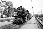 "Krupp 3443 - DB ""023 055-7"" 20.04.1971 - Crailsheim, BahnhofKarl-Hans Fischer"