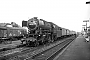 "Krupp 3443 - DB ""023 055-7"" 13.06.1972 - Lauda, BahnhofKarl-Hans Fischer"