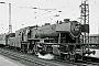 "Krupp 3443 - DB ""023 055-7"" 26.02.1969 - Heilbronn, HauptbahnhofDr. Werner Söffing"