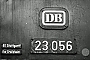 """Krupp 3444 - DB """"23 056"""" __.__.1966 - CrailsheimHelmut H. Müller"""