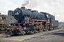 "Krupp 3446 - DB ""023 058-1"" 24.02.1971 - Crailsheim, BahnbetriebswerkHelmut Philipp"
