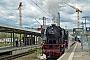 "Krupp 3446 - eurovapor ""23 058"" 15.05.2021 - Stuttgart, HauptbahnhofWerner Schwan"