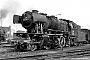 """Krupp 3447 - DB """"023 059-9"""" 04.04.1971 - Heilbronn, BahnbetriebswerkUlrich Budde"""