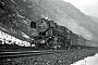 """Krupp 3448 - DB """"023 060-7"""" 14.01.1971 - Burgen (Mosel)Martin Welzel"""