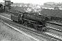 """Krupp 3449 - DB """"023 061-5"""" 28.07.1973 - Crailsheim, BahnbetriebswerkMartin Welzel"""