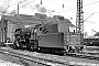 """Krupp 3451 - DB """"023 063-1"""" 11.09.1973 - Saarbrücken, Bahnbetriebswerk HauptbahnhofUlrich Budde"""