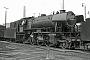 "Krupp 3451 - DB ""023 063-1"" 04.11.1973 - Ehrang, BahnbetriebswerkMartin Welzel"