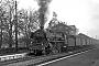 """Krupp 771 - DB  """"39 073"""" 10.02.1965 - Schwaikheim, BahnhofDetlef Schikorr"""