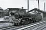 """Krupp 794 - DR """"22 011"""" 07.07.1968 - Halle (Saale), Bahnbetriebswerk PKarl-Friedrich Seitz"""