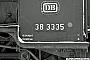 "LHW 1596 - DB ""038 335-6"" __.12.1967 - Heilbronn, BahnbetriebswerkHelmut H. Müller"
