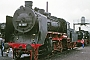 "LHW 3128 - DME ""56 3007"" 08.10.1985 - Bochum-Dahlhausen, EisenbahnmuseumHelmut Philipp"