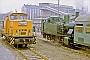 """LHW 359 - VMD """"89 1004"""" 19.04.1986 - Dessau, Wörlitzer BahnhofRudi Lautenbach"""