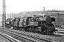"""LKM 121016 - DR """"65 1018"""" 19.04.1967 - Halle (Saale), Bahnbetriebswerk PKarl-Friedrich Seitz"""