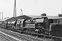 """LKM 121021 - DR """"65 1023"""" 23.06.1967 - Halle (Saale), Bahnbetriebswerk PKarl-Friedrich Seitz"""