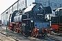 """LKM 121049 - DR """"65 1049-9"""" 28.08.1990 - Magdeburg, Bahnbetriebswerk HauptbahnhofErnst Lauer"""