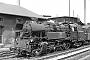 """LKM 121065 - DR """"65 1065"""" 19.04.1967 - Halle (Saale), Bahnbetriebswerk PKarl-Friedrich Seitz"""