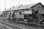 """LKM 121065 - DR """"65 1065"""" 26.03.1967 - Halle (Saale), Bahnbetriebswerk PKarl-Friedrich Seitz"""