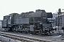 """LKM 121091 - DR """"65 1086-1"""" 27.03.1976 - Aschersleben, BahnbetriebswerkHelmut Philipp"""